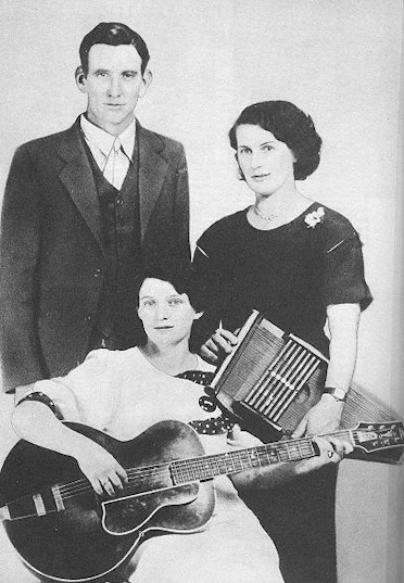 The Carter Family, guitar chords and lyrics