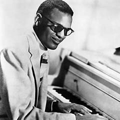 Ray Charles, lyrics and chords for easy guitar