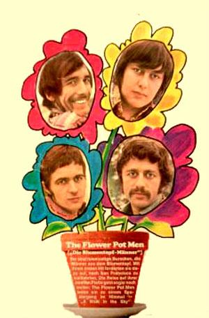 Flowerpot Men Guitar Chords And Lyrics
