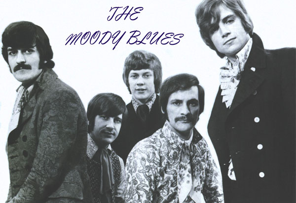 Moody Blues, lyrics and chords for easy guitar