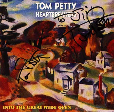 Tom Petty, guitar chords and lyrics