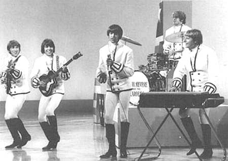 Paul Revere & The Raiders, lyrics and chords for easy guitar