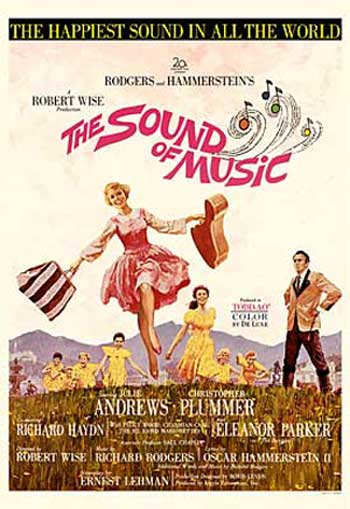 Sound Of Music Lyrics And Chords For Easy Guitar