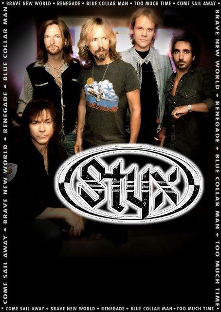 Styx Lyrics And Chords