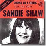 Sandie Shaw, Puppet On A String
